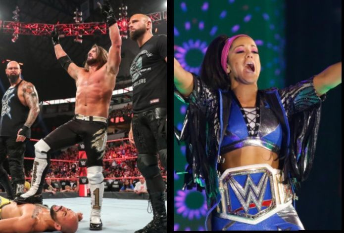 Some big matches are set to take place at Extreme Rules