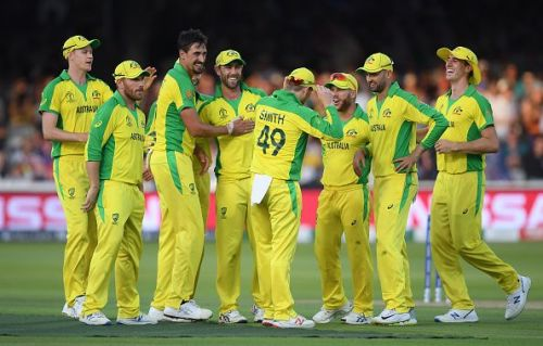 New Zealand v Australia - ICC Cricket World Cup 2019