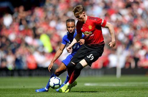 Manchester United v Cardiff City - Premier League