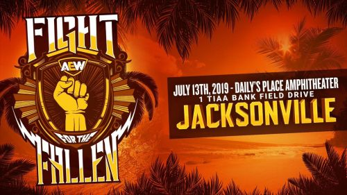AEW's third show takes place this Saturday in Jacksonville, Florida.