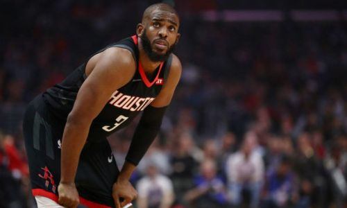 Chris Paul could never really be the difference-maker at Houston.