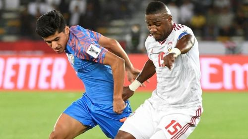 Anirudh Thapa was the vital cog in India's midfield