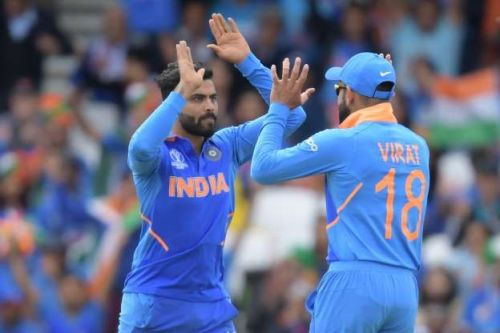 Jadeja has taken 176 wickets in ODIs