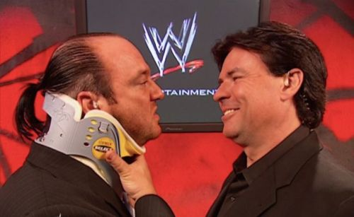 Heyman and Bischoff