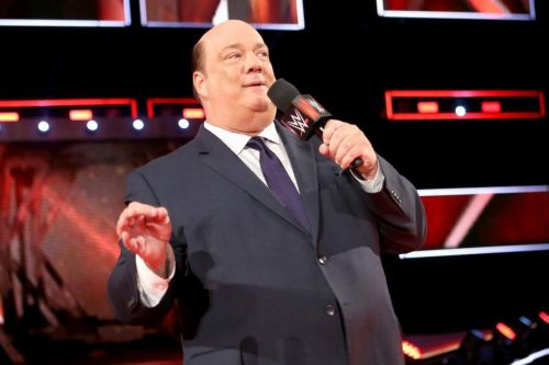 Paul Heyman is going to alter RAW for the better.