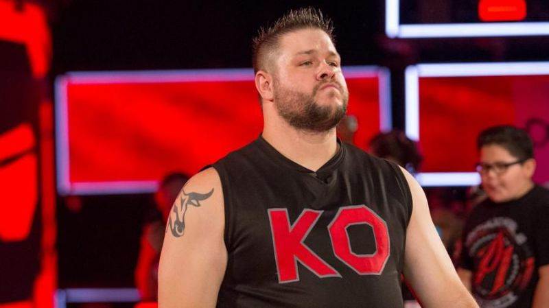 Kevin Owens is one of WWE
