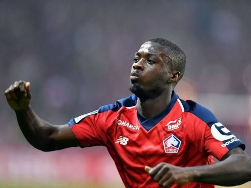 Nicolas Pepe - LOSC Lille superstar