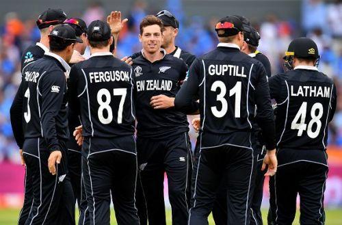 न्यूजीलैंड ने फाइनल में जगह बनाई