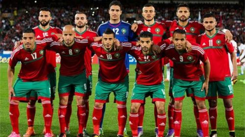 Morocco will look to keep up their winning momentum