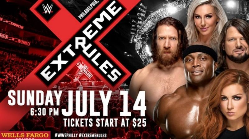 watch wwe extreme rules 2018 online free