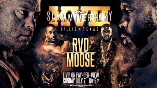 Rob Van Dam vs Moose