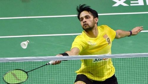 Parupalli Kashyap is eager to bounce back to the top level of the men's singles competition
