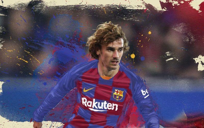 Antoine Griezmann has joined Barcelona