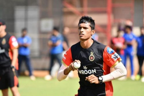 Navdeep Sainifeatured in RCB's playing XI consistently, cranking up the pace and troubling the best of batsmen