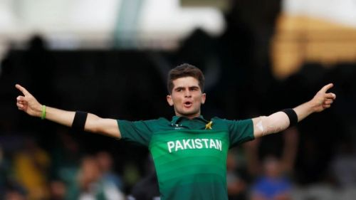 Shaheen Afridi has a bright future ahead of him