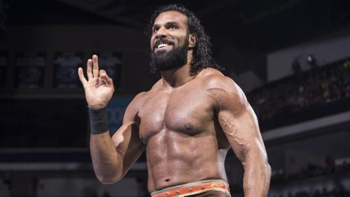 Jinder Mahal is a former WWE Champion and 24/7 Champion.