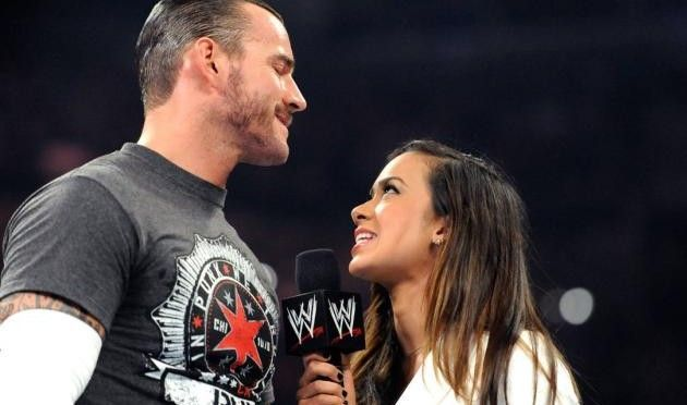 aj lee and cm punk
