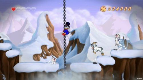 Screenshot from DuckTales: Remastered