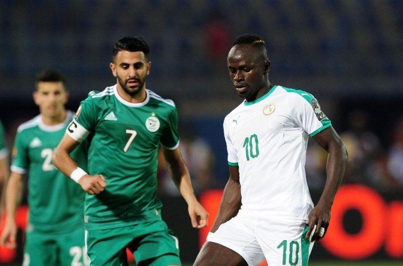 Sadio Mane and Riyadh Mahrez both will play in the final of the tournament.