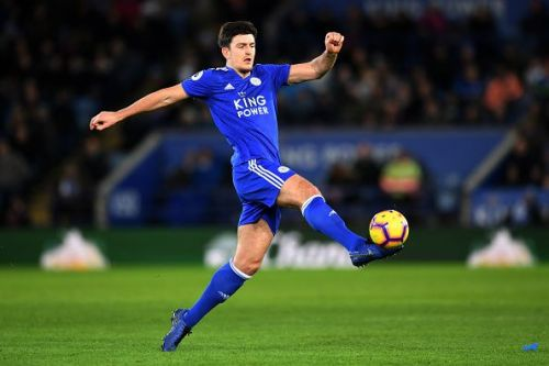 Harry Maguire is one of the best ball-playing defenders in the Premier League.