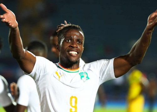 Wilfried Zaha's goal was the difference between the two sides