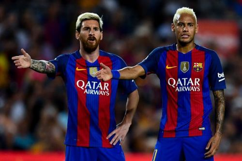 Lionel Messi and Neymar Jr. could very well be teammates once again next season