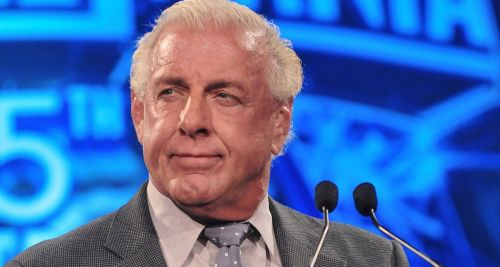 AEW did not approach Ric Flair