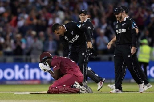 It was a case of so near yet so far for Brathwaite and the Windies on that night