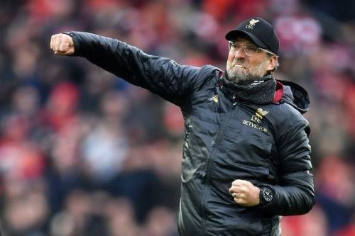 Jurgen Klopp - Manager Premier League