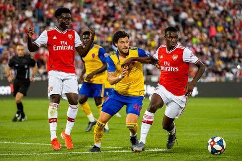 Arsenal v Colorado Rapids
