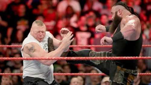 WWE should have used Strowman's momentum