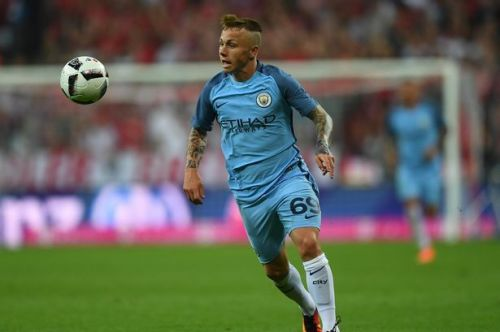 Manchester City have re-signed Angelino from PSV