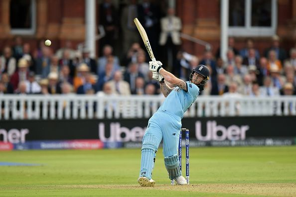 Stokes masterminded a tricky run chase in the final