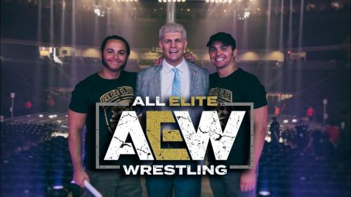 Will either Cody or the Young Bucks be the first to hold titles in All Elite Wrestling?