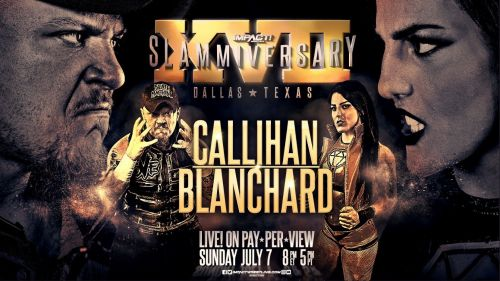 Slammiversary will air for free in the UK