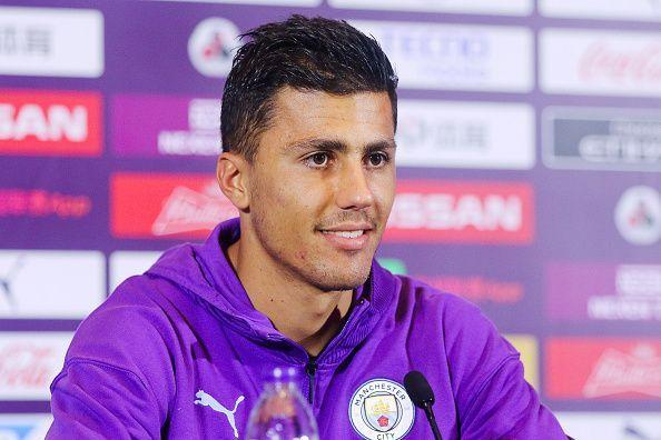 Premier League Asia Trophy - Manchester City Press Conference