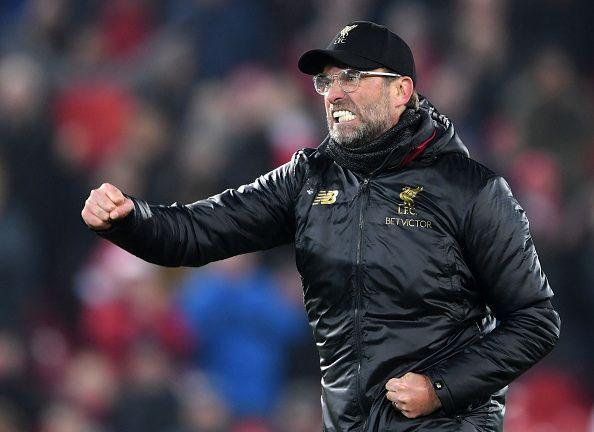 Liverpool FC v Crystal Palace - Premier League