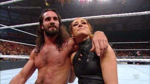 Unfortunately, the pessimists were right about the dangers of bringing Seth and Becky's off-screen relationship into storylines.