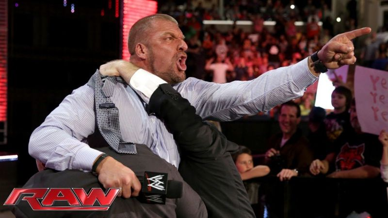 Triple H has signed some huge stars to the WWE, though not everyone has been a hit.