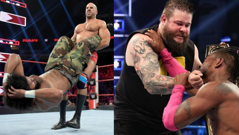 Cesaro and Kevin Owens could be on the receiving end of huge pushes thanks to the new Executive Directors.