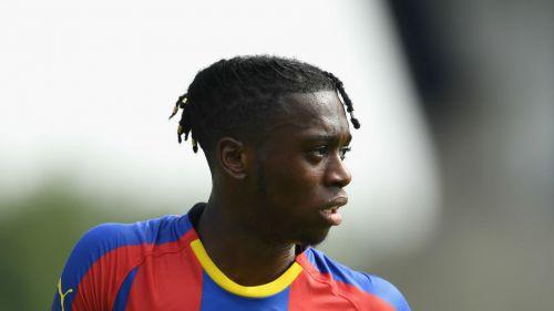 Aaron Wan-Bissaka at Crystal Palace