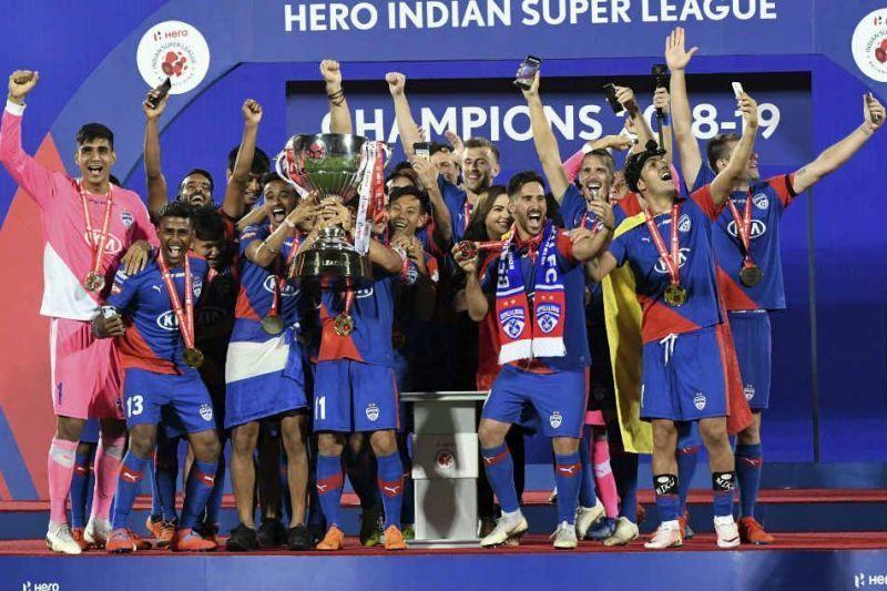 ISL champions Bengaluru FC (Representative Image)