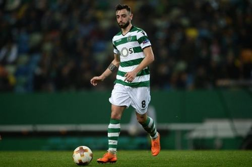 Bruno Fernandes looks set for a move away from Sporting Lisbon this summer.