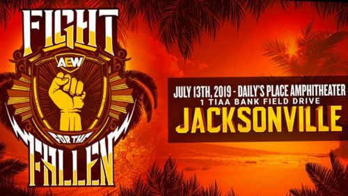 AEW: Fight for the Fallen