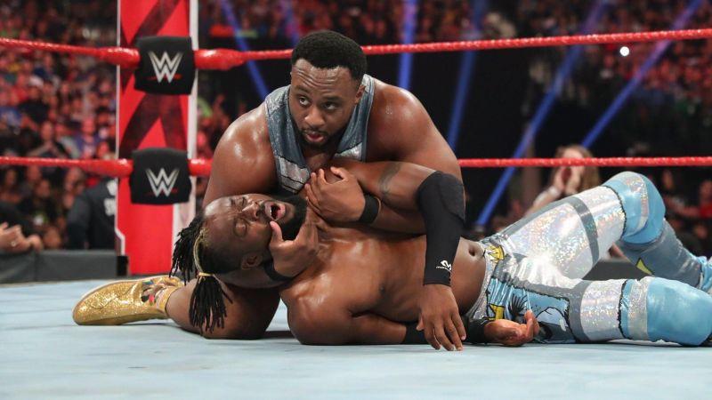 A 21-match streak ended for Kofi Kingston