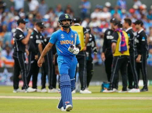 India have played 5 ICC tournaments in the last 6 years and haven't won any