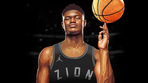 Jordan Brand has added Zion to its family