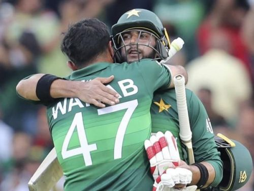 Imad Wasim's 49 led Pakistan to victory against Afghanistan