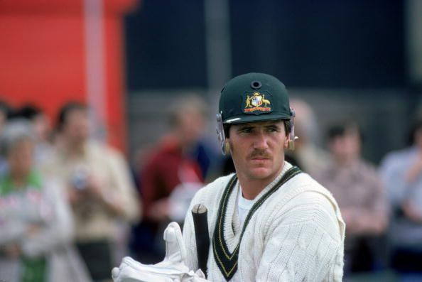 Allan Border, the skipper who led Australia to become the mightiest side.