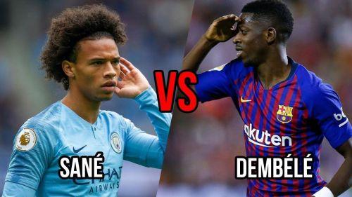Bayern look set to bring in one of Ousmane Dembele or Leroy Sane